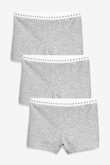 Modesty Shorts Three Pack (2-16yrs)