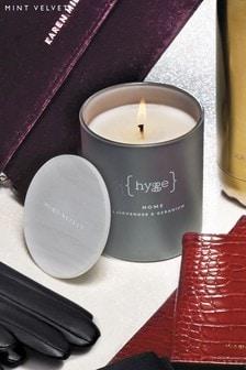 Mint Velvet Home Lavender And Geranium Candle