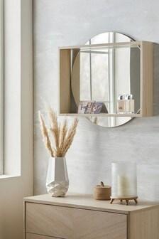 Anderson Shelf Mirror