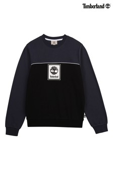 Серый свитшот с логотипом Timberland®