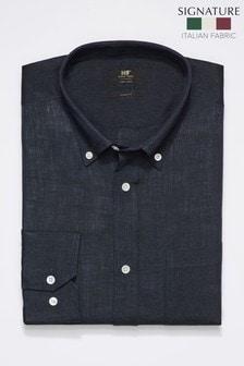 Signatur Nova Fides Linne skjorta