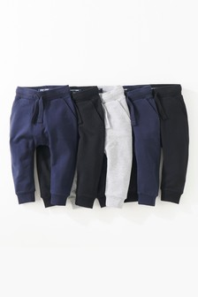 Super Skinny Joggers Five Pack (3mths-7yrs)