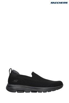Černé tenisky Skechers® Go Walk 5 Ritical