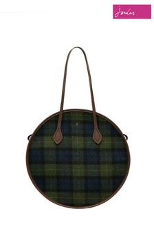 Joules Green Fulbrook Round Bag