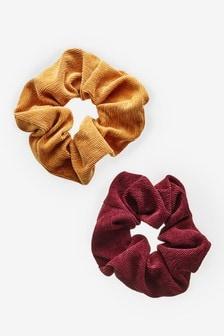 Cord Scrunchie Pack