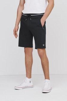 Zip Pocket Jersey Shorts