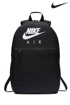 Черный детский рюкзак Nike Air Elemental