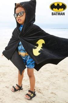 Batman® poncho van badstof (9 mnd-10 jr)