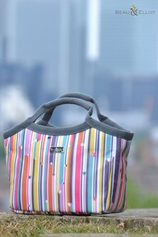 Beau And Elliot Linear Lunch Bag