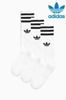 adidas Originals中筒襪