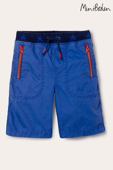 Boden Blue Adventure Shorts