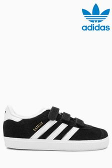 adidas Originals Gazelle Velcro Youth Trainers