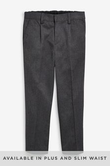 Pleat Front Trousers (3-16yrs)