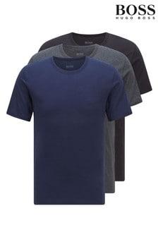מארז שלוש חולצות טי של BOSS