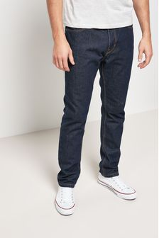 Cotton Rigid Jeans