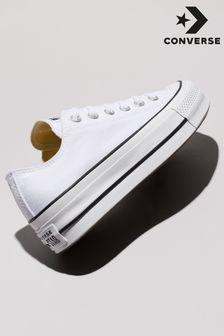 נעלי ספורט פלטפורמה שלConverse דגםLift Chuck Ox