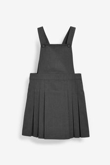 Pleated Tabard Pinafore (3-14yrs)