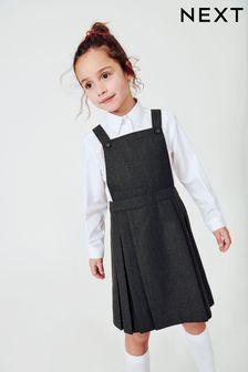 Сарафан с плиссировкой (3-14 лет)