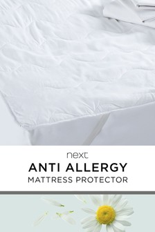 Anti Allergy And Anti Bacterial  Mattress Protector