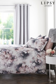 Lipsy Ava Floral Duvet Cover and Pillowcase Set