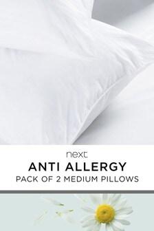 ミディアム抗アレルギー & 抗菌ピロー