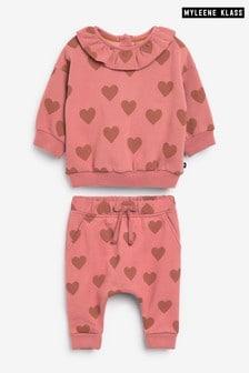 Myleene Klass Baby Heart Tracksuit Set