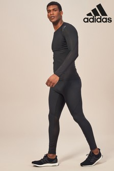 adidas Gym Black Alpha Skin Full Length Leggings