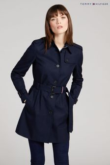 Tommy Hilfiger Heritage Single Breasted Trench Coat