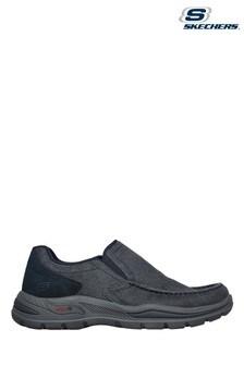 Skechers® - Blauwe arch-fit Motley Rolens schoenen