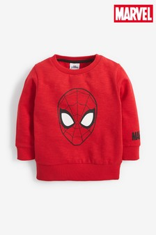 Spider-Man™ Crew Neck Top (3mths-8yrs)