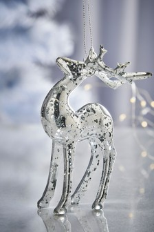 Acrylic Stag Bauble