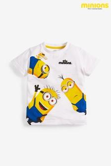 Short Sleeve Minions T-Shirt (1.5-8yrs)