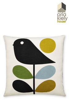 Orla Kiely Early Bird Cushion