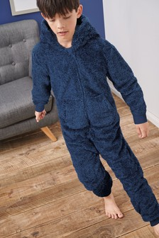 Einteiler aus Fleece (3-16yrs)
