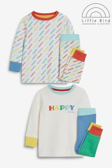 Little Bird Happy Pyjamas 2 Pack