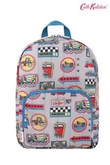 Большой стеганый рюкзакCath Kidston® с автомобильными значками