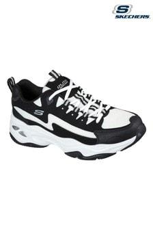 Skechers Black D'Lites 4.0 Trainers