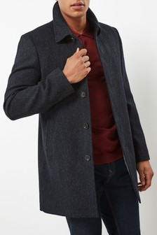 Netherfield Tweed Signature Car Coat