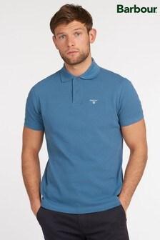 Barbour® Tartan Pique Polo Shirt