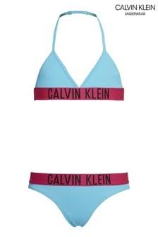 Calvin Klein Blue Intense Power Bikini Set