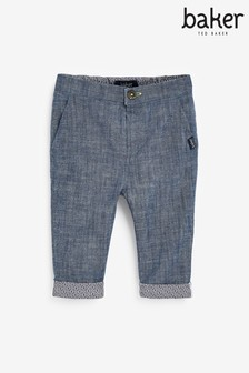 Baker by Ted Baker Baby Chambrayhose für Jungen
