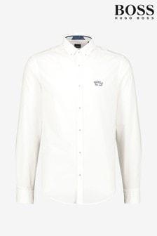 חולצה לבנה של BOSS