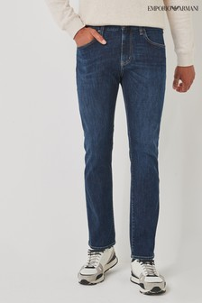 Emporio Armani J45 Straight Fit Jeans