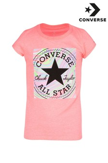 Converse Youth Marble Print T-Shirt