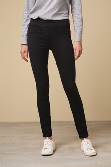 Leggings doux super stretch effet sculptant à enfiler