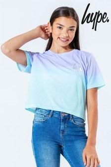 Hype. Crop T-Shirt