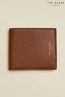 Кожаный бумажник двойного сложения Ted Baker Trubee