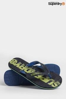 Superdry Scuba Camo Flip Flops