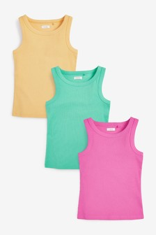 3 Pack Bright Vests (3-16yrs)