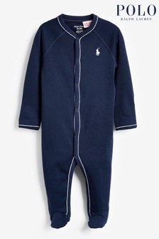 בגד גוף לתינוק של Ralph Lauren בצבע נייבי
